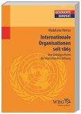 Internationale Organisationen seit 1865 (Mängelexemplar)