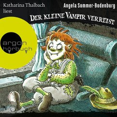 Der kleine Vampir verreist / Der kleine Vampir Bd.3 (MP3-Download) - Sommer-Bodenburg, Angela