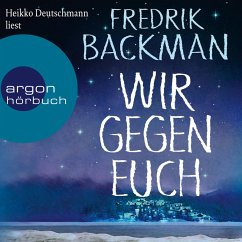 Wir gegen euch (Gekürzte Lesung) (MP3-Download) - Backman, Fredrik