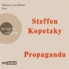 Propaganda (Ungekürzte Lesung) (MP3-Download) - Kopetzky, Steffen