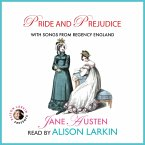 Pride and Prejudice - With Songs from Regency England (Unabridged) (MP3-Download)