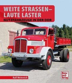 Weite Straßen - Laute Laster (Mängelexemplar) - Weinreich, Ralf