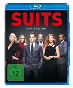 Suits - Season 8 BLU-RAY Box - Patrick J.Adams,Gabriel Macht,Gina Torres