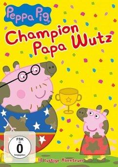 Peppa Pig - Vol. 13 - Champion Papa Wutz und andere Geschichten - Keine Informationen