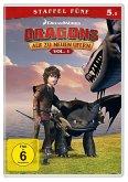 Dragons: Auf zu neuen Ufern - Staffel 5 (Vol. 1)