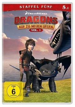 Dragons: Auf zu neuen Ufern - Staffel 5 (Vol. 1) - Keine Informationen