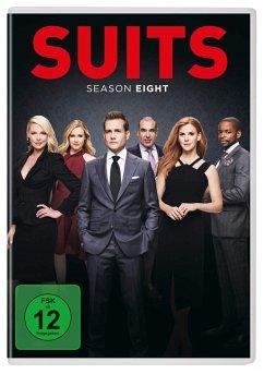 Suits - Season 8 - Patrick J.Adams,Gabriel Macht,Gina Torres