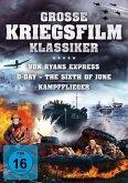Große Kriegsfilm-Klassiker DVD-Box