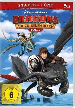 Dragons - Auf zu neuen Ufern - Staffel 5 (Vol. 2) - Keine Informationen