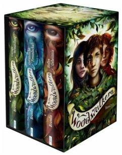 Woodwalkers Bd.1-3 - Brandis, Katja