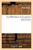 La littérature et la guerre
