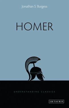 Homer (eBook, PDF) - Burgess, Jonathan S.