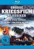 Große Kriegsfilm-Klassiker BLU-RAY Box