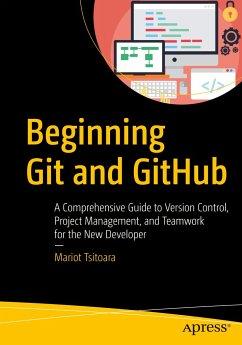 Beginning Git and GitHub - Tsitoara, Mariot