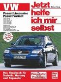 VW Passat. Alle Modelle / Jetzt helfe ich mir selbst Bd.208 (Mängelexemplar)