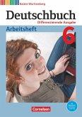 Deutschbuch Gymnasium Band 6: 10. Schuljahr - Baden-Württemberg - Arbeitsheft