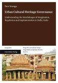 Urban Cultural Heritage Governance (eBook, PDF)