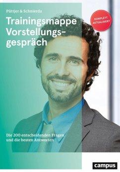 Trainingsmappe Vorstellungsgespräch (eBook, PDF) - Püttjer, Christian; Schnierda, Uwe