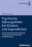 Psychische Störungsbilder bei Kindern und Jugendlichen (eBook, PDF)