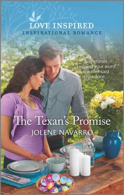 The Texan's Promise (eBook, ePUB) - Navarro, Jolene