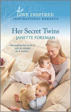 Her Secret Twins (eBook, ePUB) - Foreman, Janette