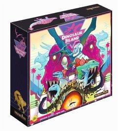 Feuerland - Dinosaur Island, Strategie- & Taktikspiel, Aufbauspiel