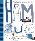 Hamburg Skizzenbuch (Mängelexemplar)