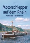 Motorschlepper auf dem Rhein (Mängelexemplar)