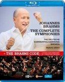 Brahms: Sämtliche Sinfonien [Blu-Ray]