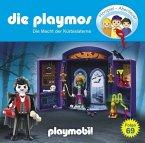 Die Macht der Kürbislaterne / Die Playmos Bd.69 (1 Audio-CD)