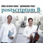 Postscriptum B: Sonatas For Piano And Violin