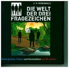 Die Welt der drei ???, 7 Audio-CD - Rodenwald, C. R.