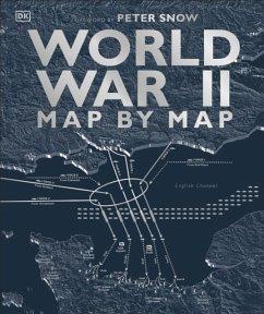 World War II Map by Map - DK