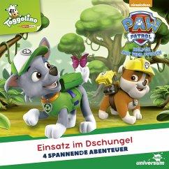 PAW Patrol Folgen 61-64: Einsatz im Dschungel (MP3-Download)