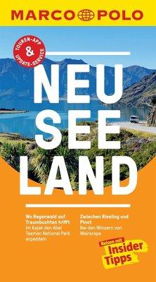 MARCO POLO Reiseführer Neuseeland (eBook, ePUB) - May, Katja; Tiedemann, Aileen