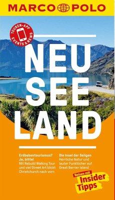 MARCO POLO Reiseführer Neuseeland (eBook, PDF) - May, Katja; Tiedemann, Aileen
