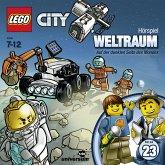LEGO City: Folge 23 - Weltraum - Auf der dunklen Seite des Mondes (MP3-Download)