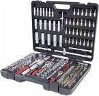 KS Tools 1/4 +3/8 +1/2 Steckschlüssel-Satz 195-tlg.