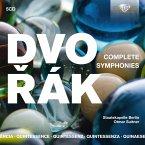 Dvorak:Complete Symphonies (Quintessence)
