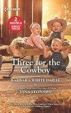 Three for the Cowboy (eBook, ePUB)