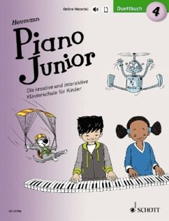 Piano Junior: Duettbuch - Heumann, Hans-Günter