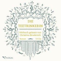 Die Teetrinkerin, 10 Audio-CD - Brudereck, Christina