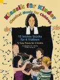 Klassik für Kinder, für 3-4 Violinen, Spielbuch