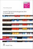 Luzerner Tag des Stockwerkeigentums 2016 (eBook, PDF)