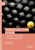 Children and Crime in India (eBook, PDF)