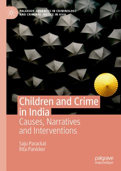 Children and Crime in India (eBook, PDF) - Parackal, Saju; Panicker, Rita