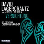Vernichtung / Millennium Bd.6 (MP3-Download)