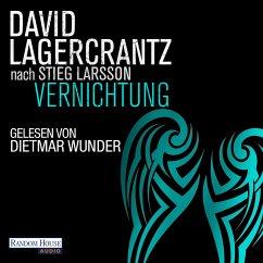 Vernichtung / Millennium Bd.6 (MP3-Download) - Lagercrantz, David