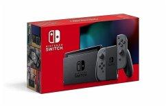 Nintendo Switch Grau (neues Modell 2019)