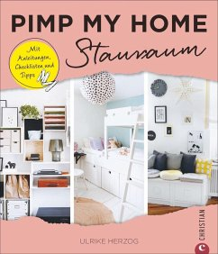 Pimp my home: Stauraum (Mängelexemplar) - Herzog, Ulrike